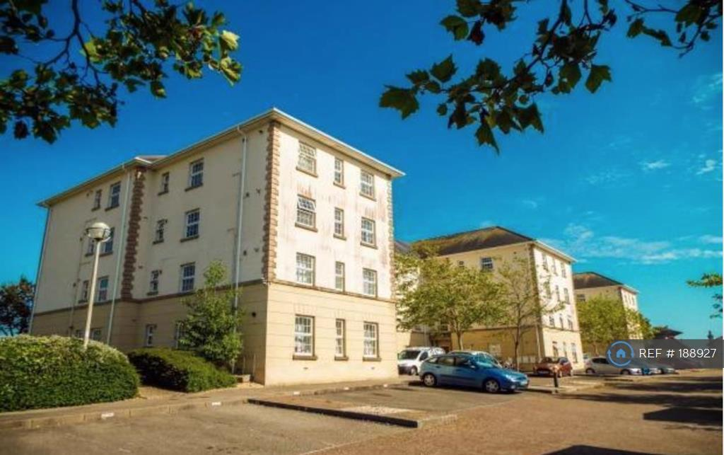 2 bedroom flat in Freedom Fields, Plymouth, PL4 (2 bed)