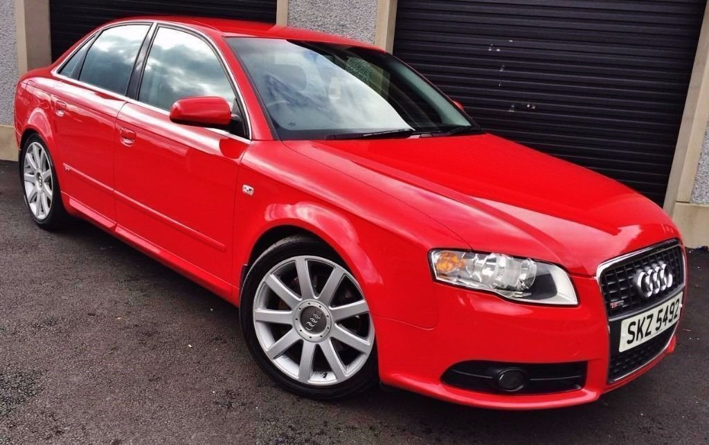 2005 audi a4 3 0 tdi s line quattro not a3 a5 a6 b7 vw jetta passat golf bmw 320d m sport v6. Black Bedroom Furniture Sets. Home Design Ideas