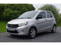 Suzuki, CELERIO, Hatchback, 2016, Manual, 998 (cc), 5 doors