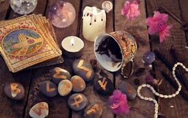 Tarot reading on the phone with %50 discount. 20 min reading for only £10