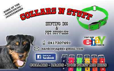 Collars N Stuff hunting dog and pet