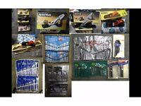 Joblot Bulk Tools (300+items) Ex-market stock RRP £2500.