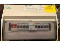 Crabtree 10 Way Consumer Unit. Free Delivery Up To 10 Miles From Ipswich