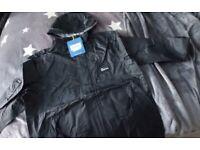 Black Penfield Rifton Jacket