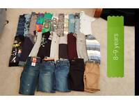 Boys clothes bundle 8-9 years