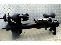 Vintage Drummond Metal cutting Lathe , selling as seen in photos