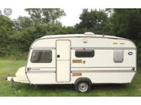 Wanted caravan to hire