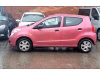 2009 (59) Suzuki Alto SZ2 1.0, Very Low Mileage, 1 Owner, £20 Tax/Year.