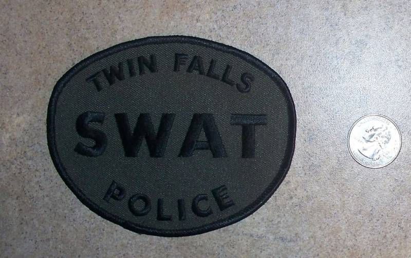 IDAHO ~Twin Falls Police SWAT~ Subdued