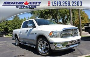 2011 Ram 1500 Laramie Low K's Sun Roof Heated Leather Seats Navi