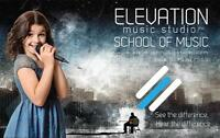 Music Lessons Kingston - ELEVATION music studio SCHOOL OF MUSIC.
