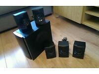 Computer speakers system 75 watt