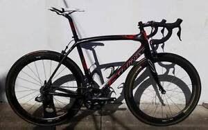 2014 Wilier Zero 7! XL. Ultegra Di2 10s. Zipp 404. 6.5kg! Dulwich Hill Marrickville Area Preview