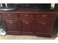 Solid TV Cabinet