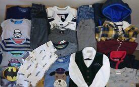 Bundle of Boys Clothes Age 3 (3-4)