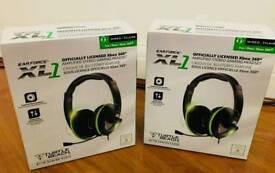 Brand New Turtle Beach XL1 Gaming Headset