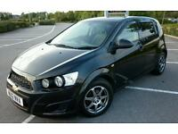 2012 Chevrolet Aveo 1.2 LS £30 Road tax