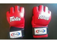 Fairtex 4oz mma gloves
