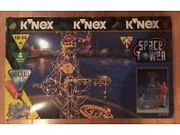 K'nex Space Tower