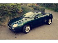 MGF 1.6 low miles