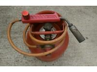 Calor gas propane plumbers torch