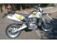 CCM 644 Dual Sport Supermoto '03