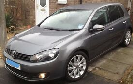 Volkswagen Golf GT (140) TDi. Great condition