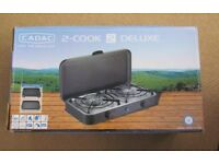 CADAC 2-Cook Delux Camping Stove