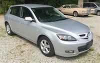 2008 Mazda MAZDA3 SPORT Automatic*Local*Clean*Warranty