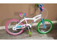 """Girls aviva 20""""bike"""