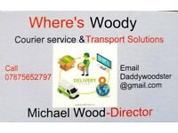Where's Woody Courier Service and Transport Solutions