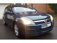 2007 Astra Club CDti- **1 LADY OWNER** Full Service history,58MPG Timing Belt Replaced focus golf