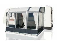 Caravan Awning, Bradcot Modus Porch awning . Size: 2m plus 600 left hand extension