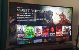 LG 49inch HD TV plus Smart-box