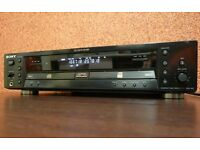 Sony Twin-tray / 2x CD Player & recorder RCD-W3 not yamaha technics multi nad marantz pioneer
