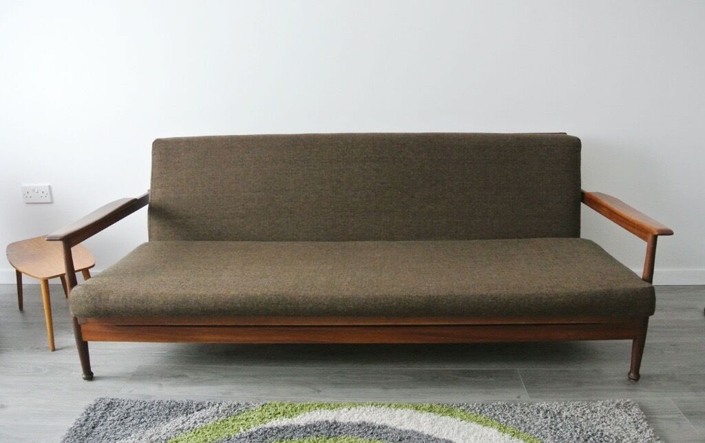 Retro Sofa Bed By Guy Rogers Vintage Sofa 1950 S In Sandwell West Midlands Gumtree
