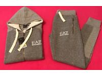 LT Grey Or Charcoal Grey Full Jogging Tracksuit Brand New