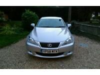 LEXUS IS 250 SE-L (SILVER, GOOD CONDITION)