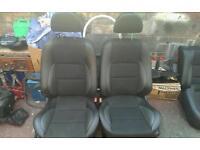 Mg zs saloon front&rear seats