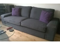 IKEA Kivik 3-seat sofa, excellent condition