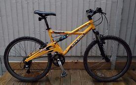 Marin FSR Custom full suspension mountain bike Medium size