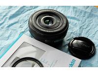 Fujifilm / Fuji XF 27mm f/2.8 Lens