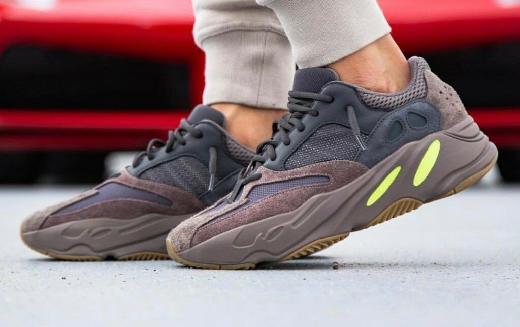 5dafabec7cff3 Adidas Yeezy boost 700 Mauve SIZE UK7 JUST RLEASED TODAY. SOLD OUT  EVERYWHERE. EXCLUSIVE.