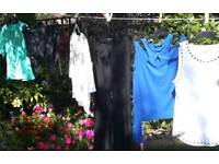 Job lot womens clothing mainly 12 14