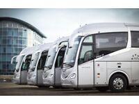 Manchester Coach Hire & Minibus Hire - Cheap Rates - Executive Coaches - 1-72 Seater Vehicles