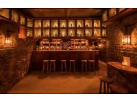 Experienced and dedicated Bar Manager wanted