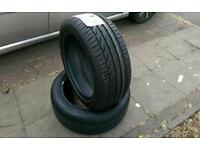 Intertrac 215/50zr17 tyres