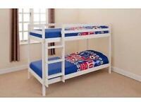 2ft6 Wooden Pine Bunk Bed
