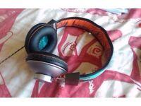 House Of Marley Positive Vibration Headphones.