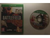 Battlefield hardline Xbox one edition